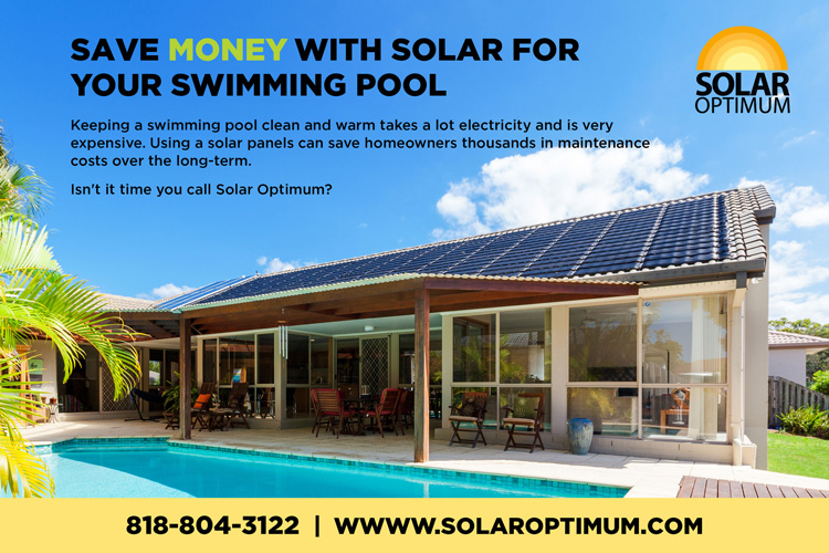 Homeowners with Swimming Pools Can Save Money by Going Solar ...
