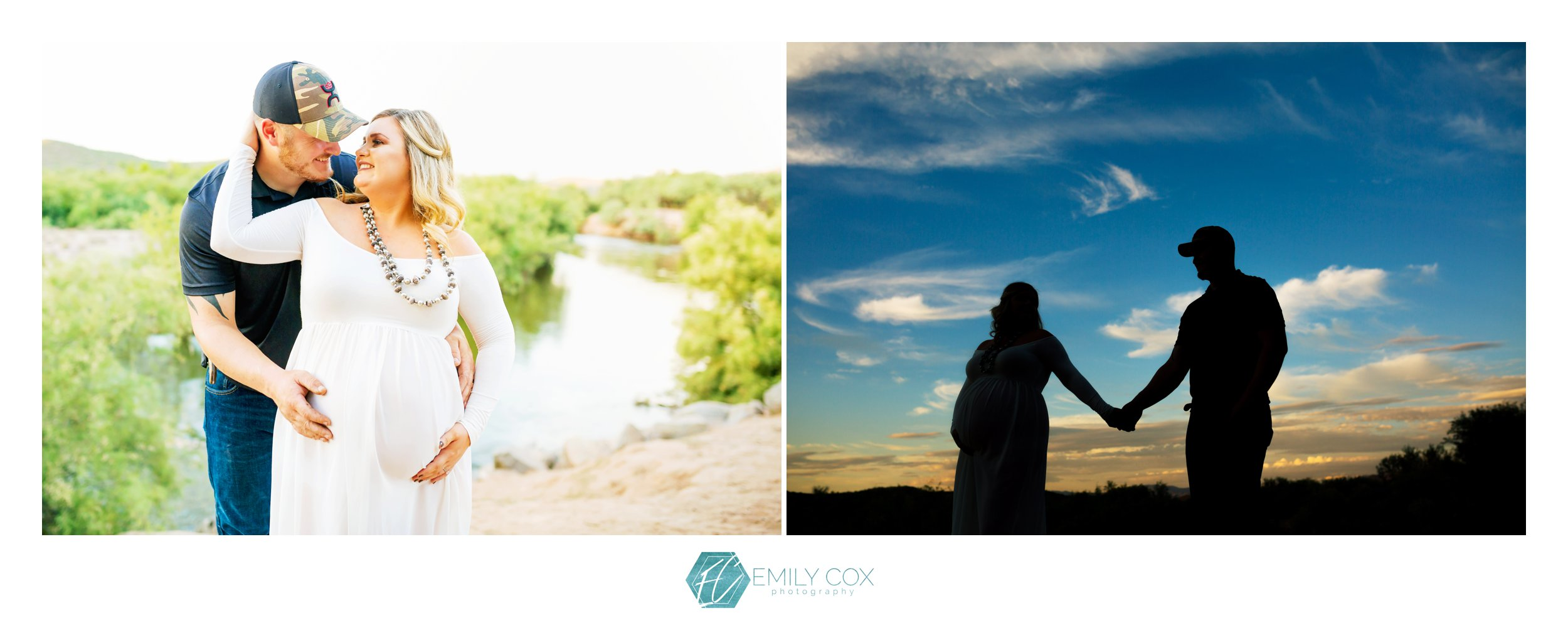 Arizona Maternity Photographer | Salt River Maternity
