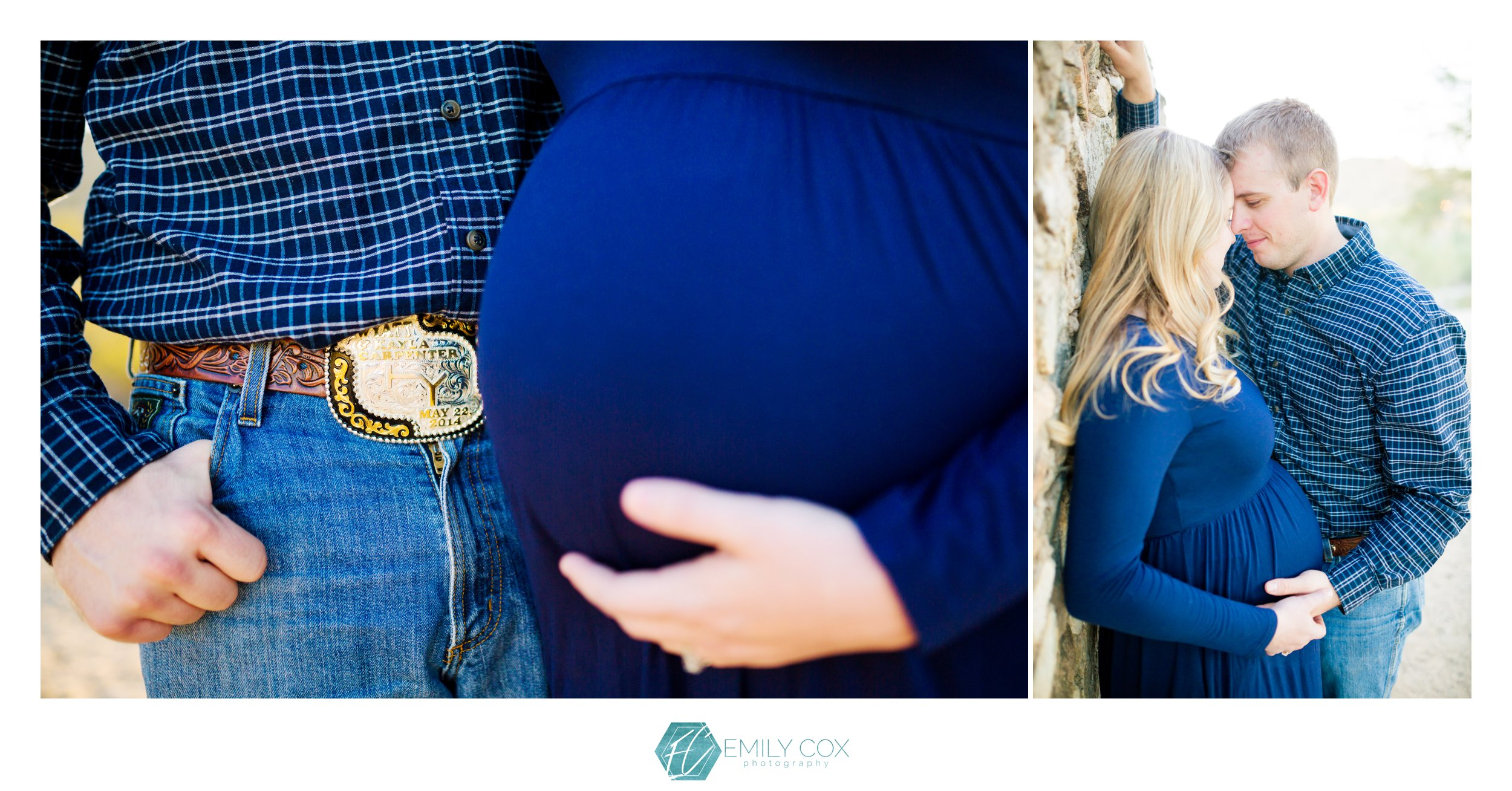 Arizona Desert Maternity | South Mountain
