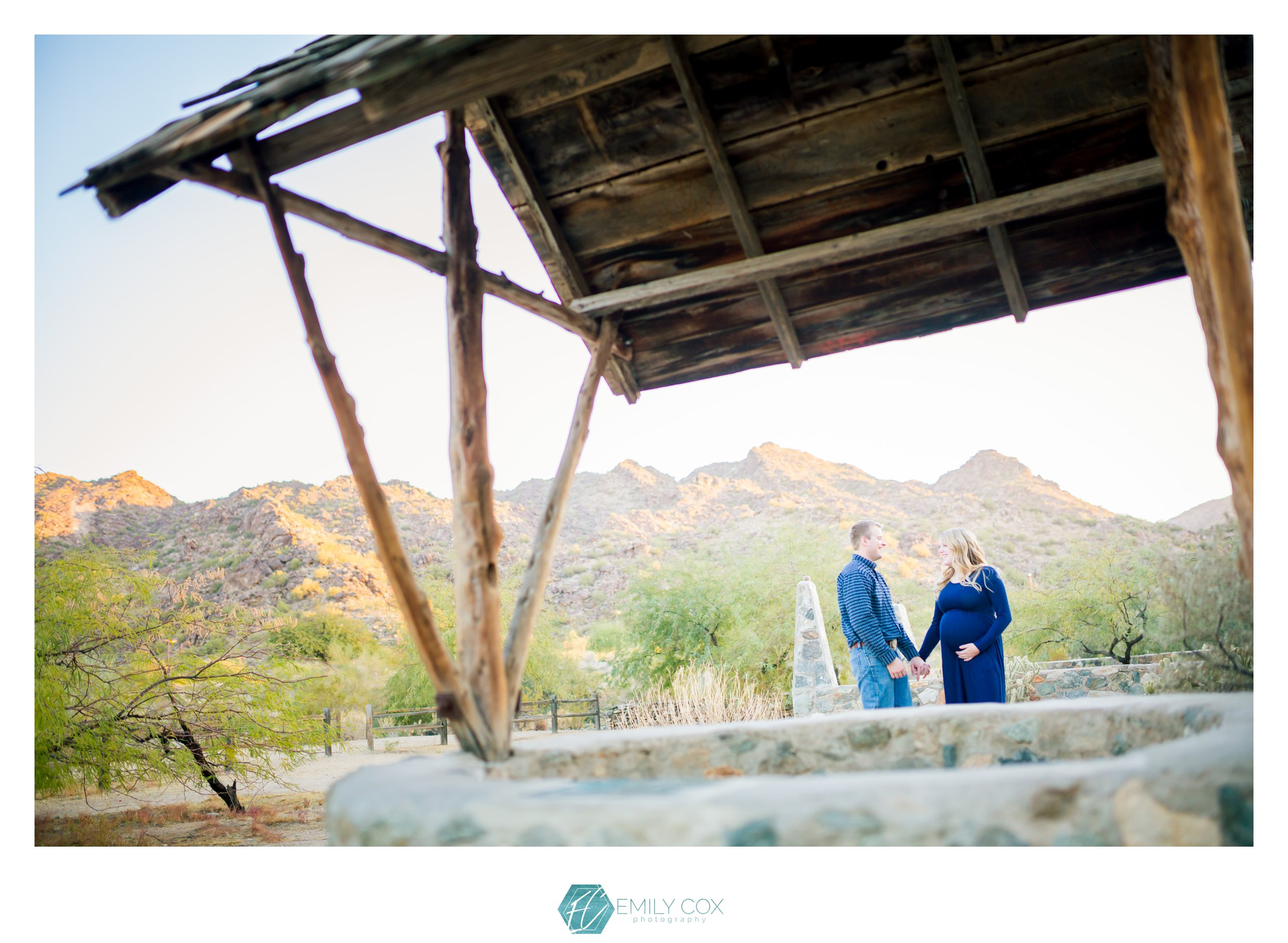 Arizona Desert Maternity | Scorpion Gulch