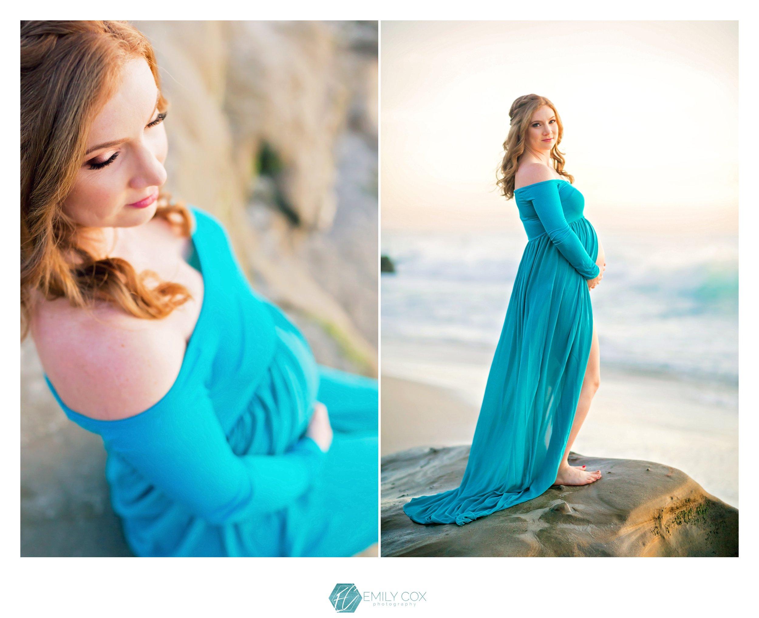 La Jolla Maternity Session | San Diego, California