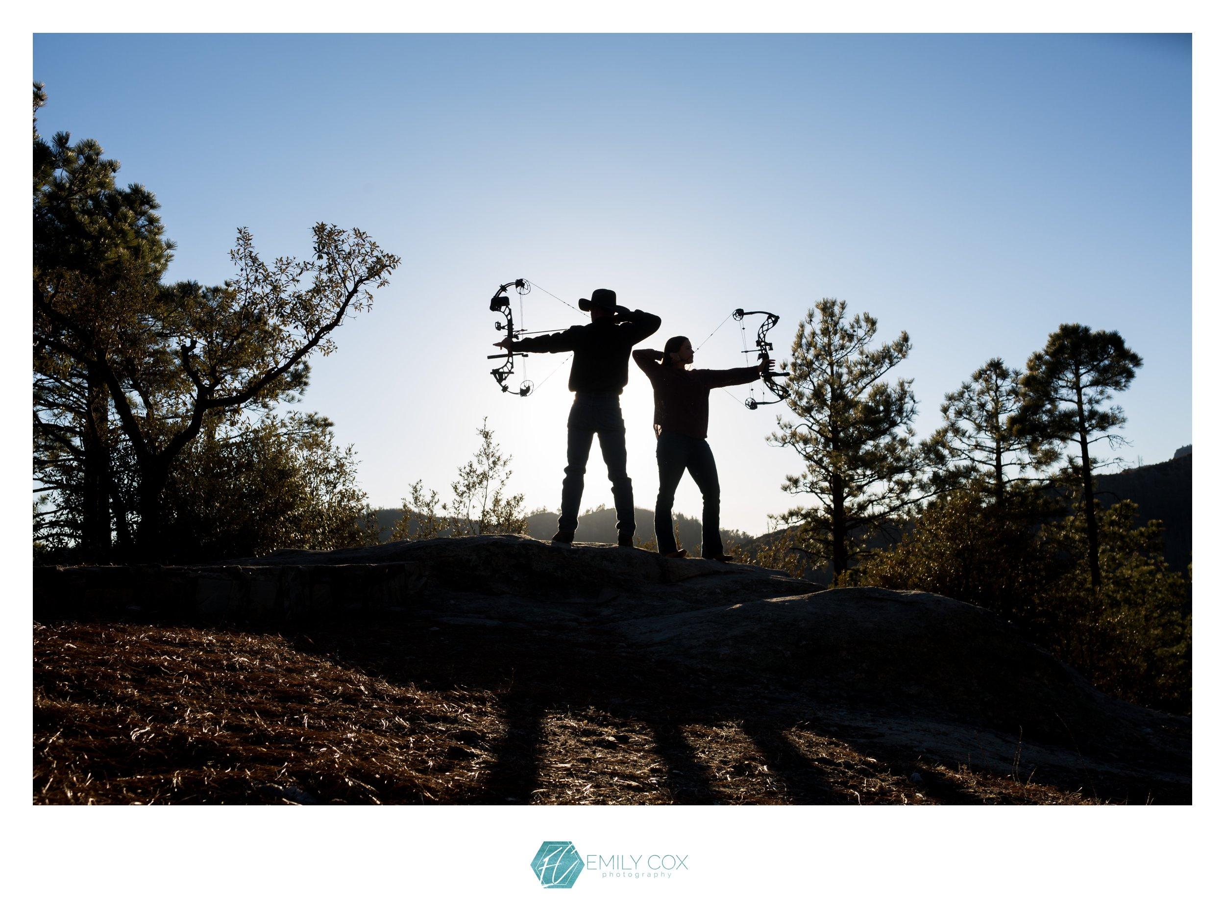 Mount Lemmon Engagement Shoot | Tucson, Arizona