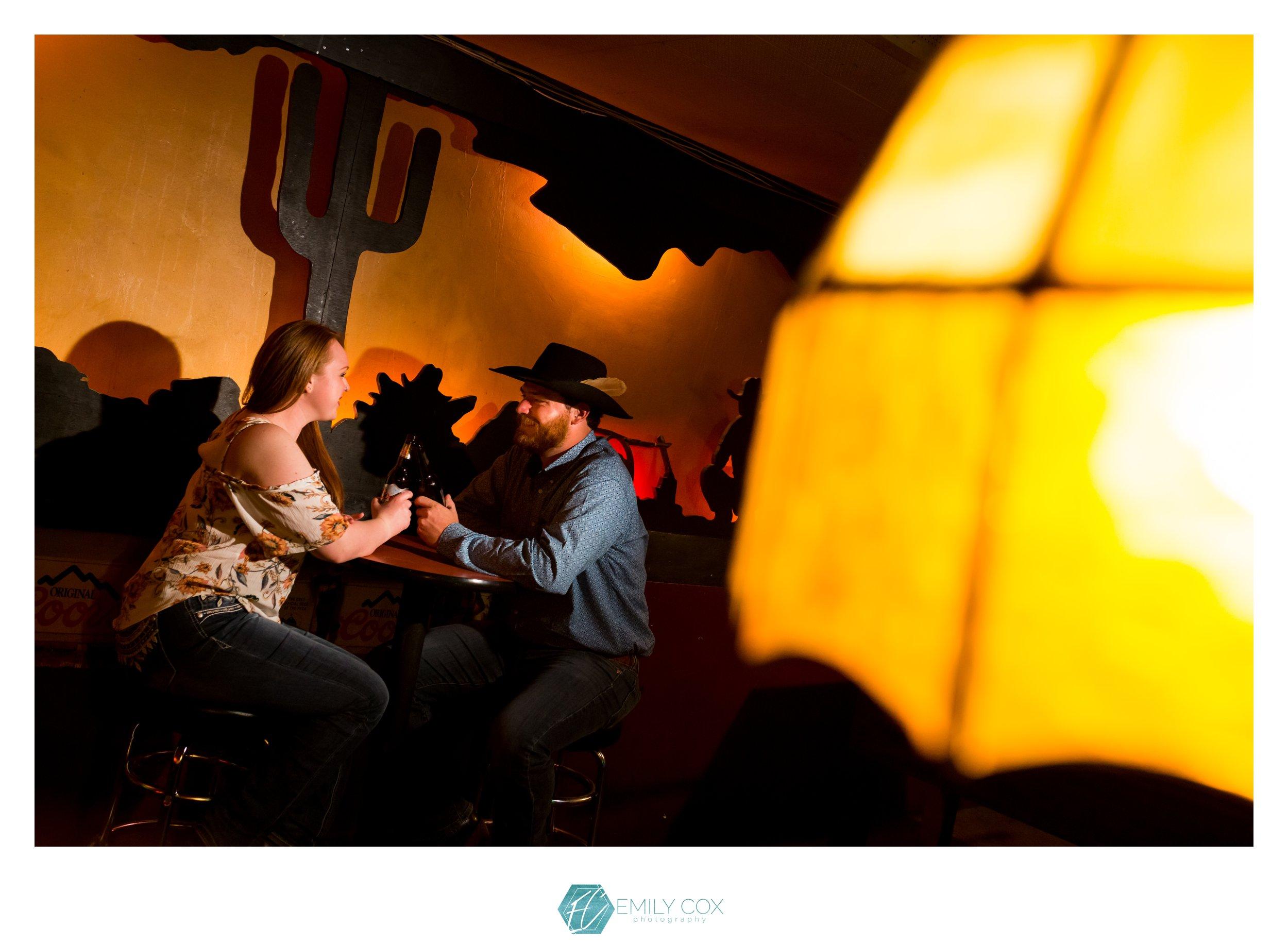 Wickenburg, Arizona Engagement | Hailey & Ryan