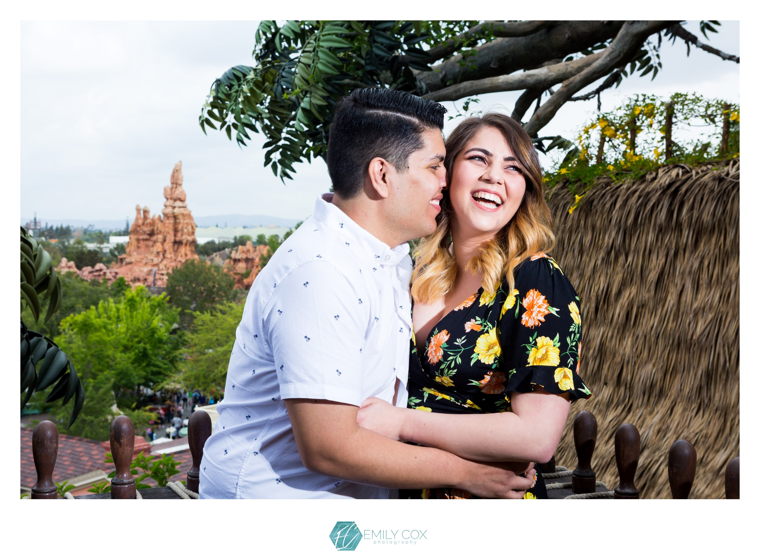 Disneyland Engagement | Anaheim, California