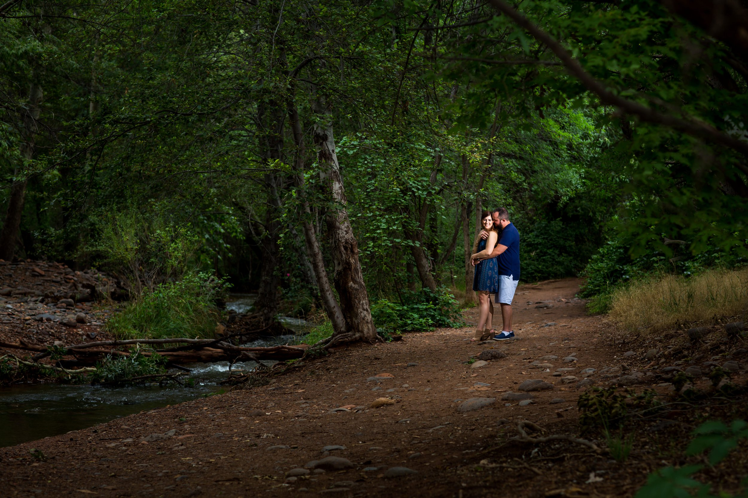 Sedona engagement | Emily Cox Photography