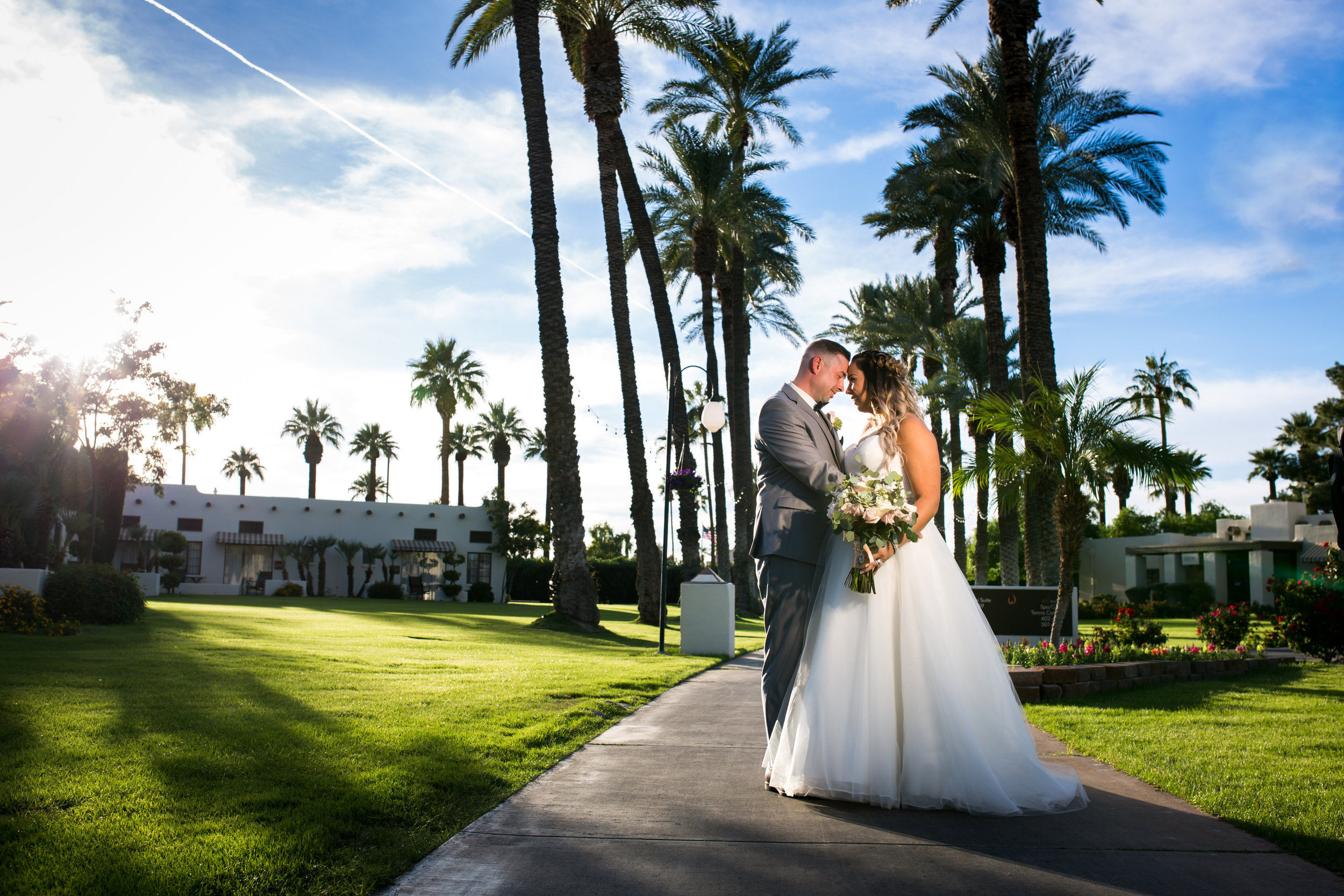 Intimate Wedding at the Wigwam Resort