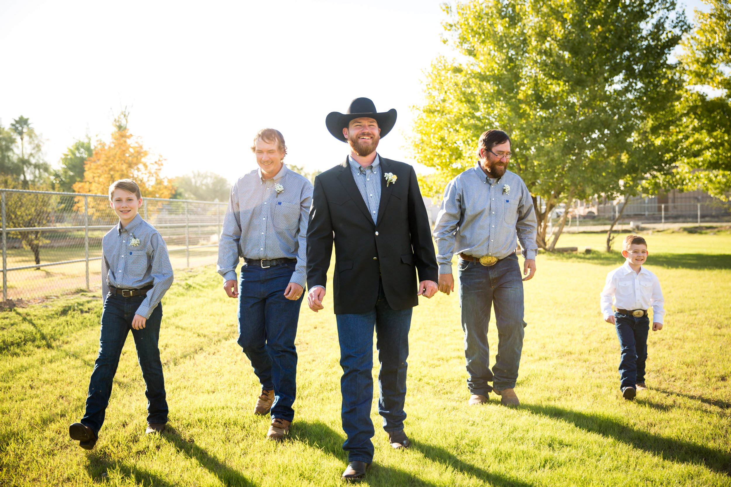 Waddell Wedding | Western Inspired