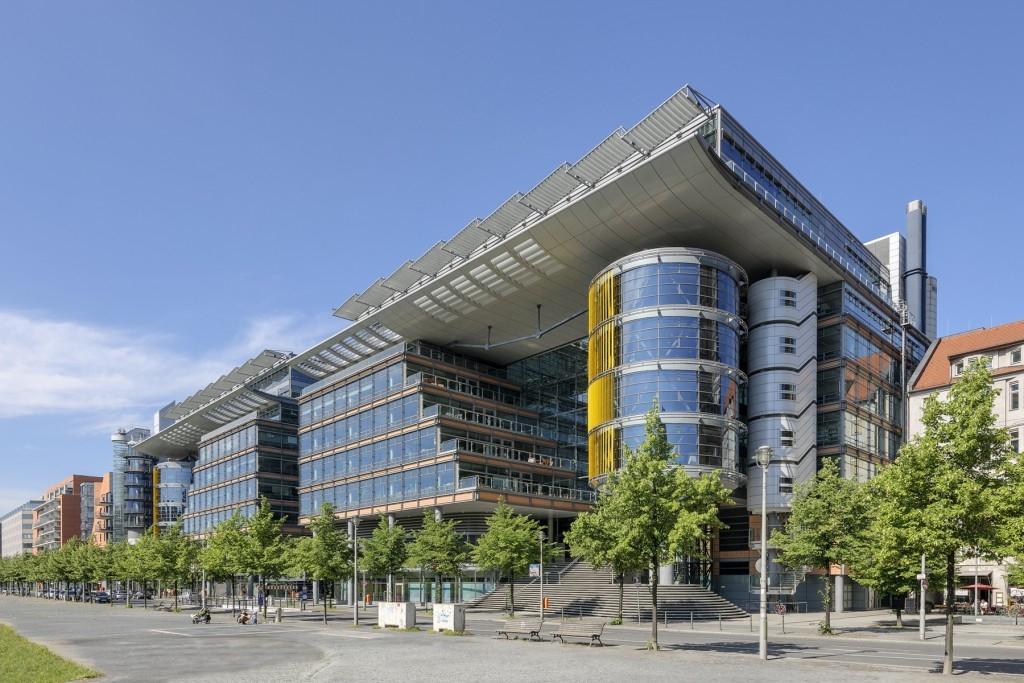 Daimler-Benz Offices • Berlin