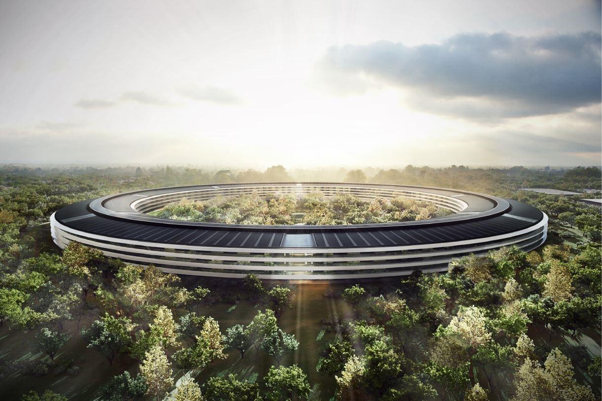 Apple Park • Cupertino