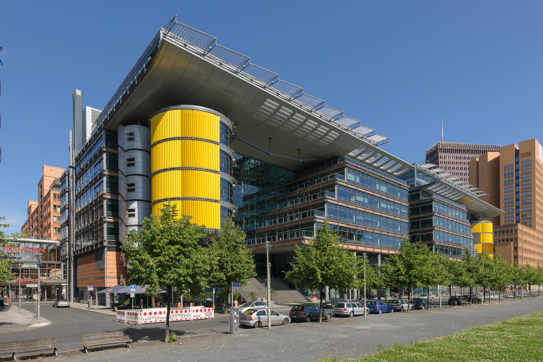 Daimler-Benz Offices