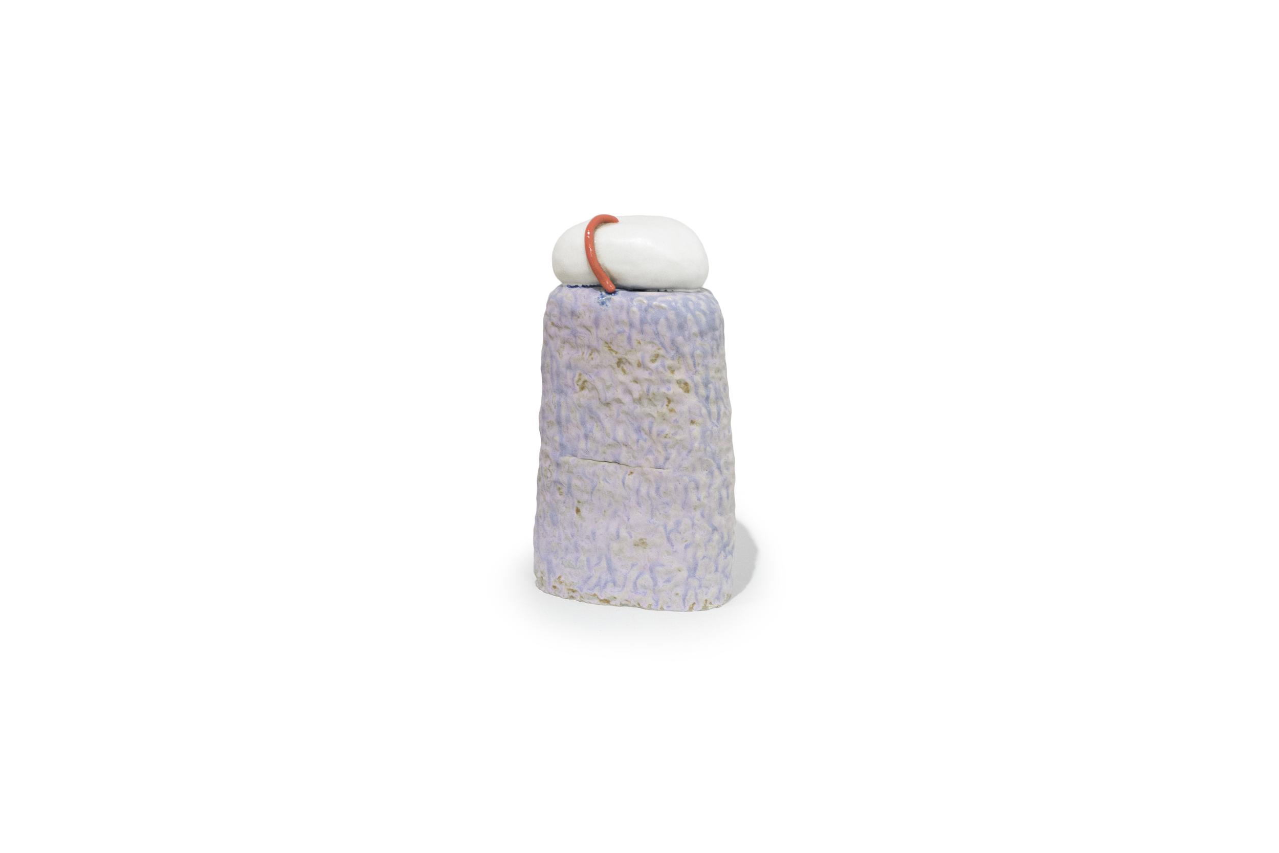 "Untitled:  11x5x5""  ceramic"