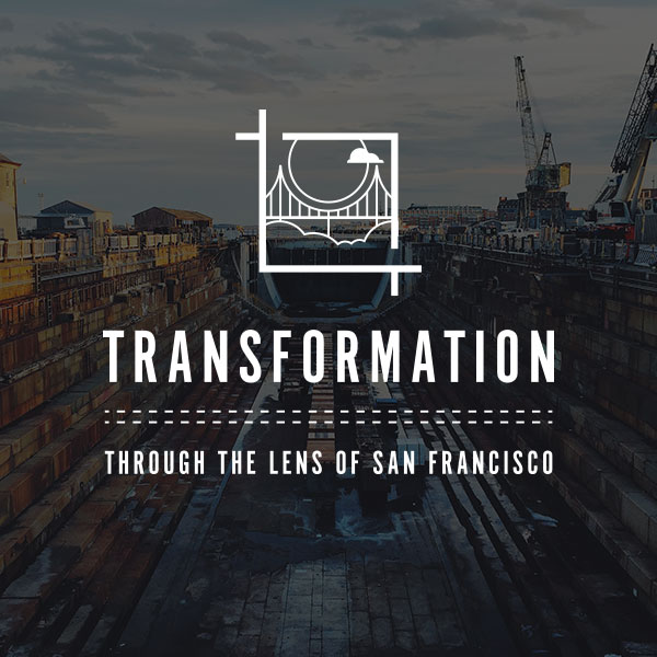 See organization change in a totally new way: through the examination of the Bay's oldest and most successful companies. We'll see how the worst car factory became the best, how only six stagecoaches built the world's largest bank, and how a chocolate store that started in a tent during the Gold Rush is still in business.   SAN FRANCISCO, CALIFORNIA