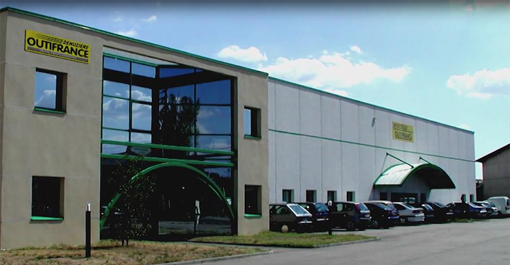 Denuzière Head Office In Lyon