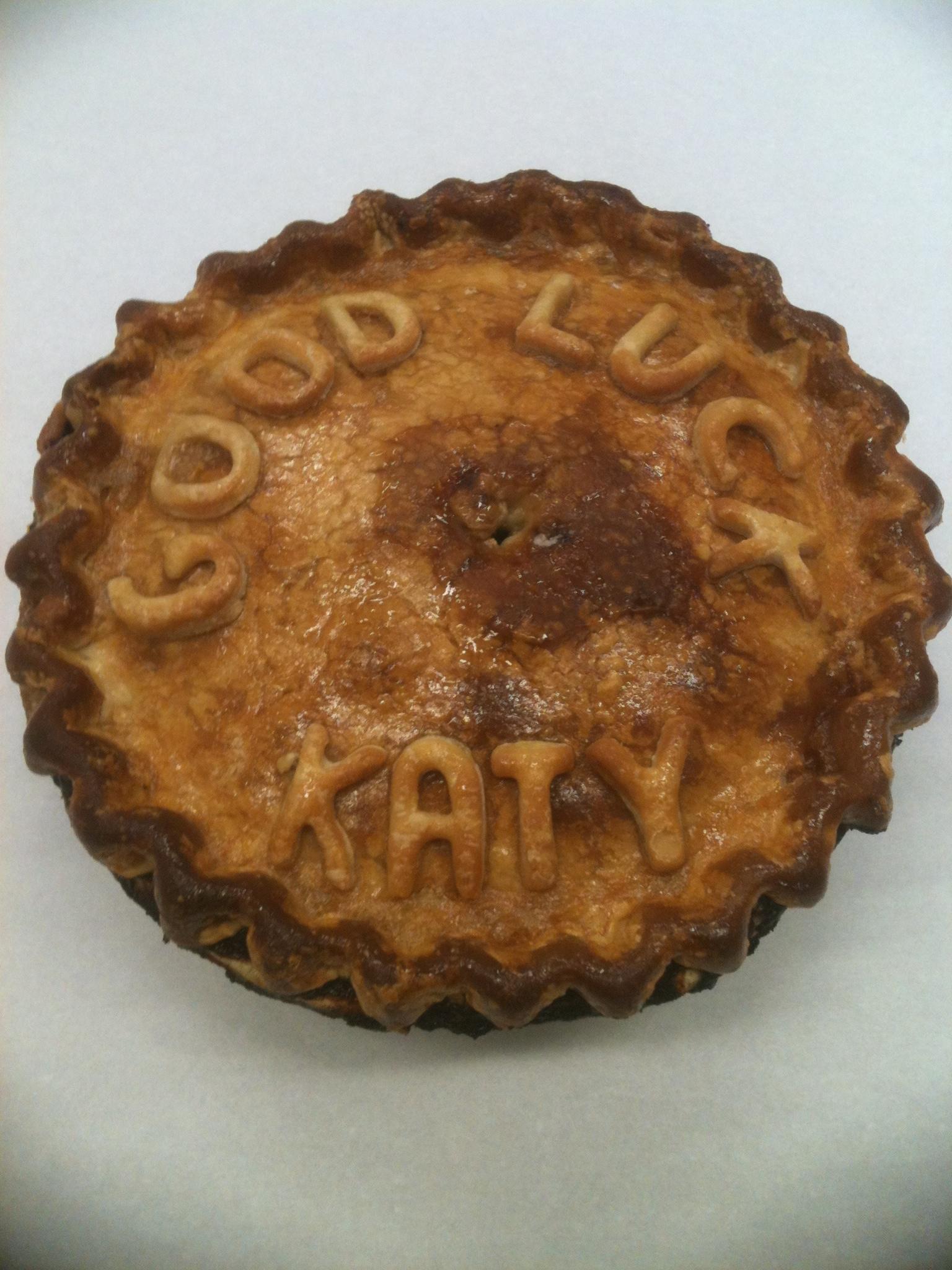 Good Luck Pork Pie