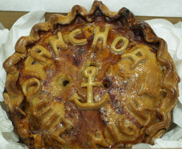 Quiz Night Pork Pie