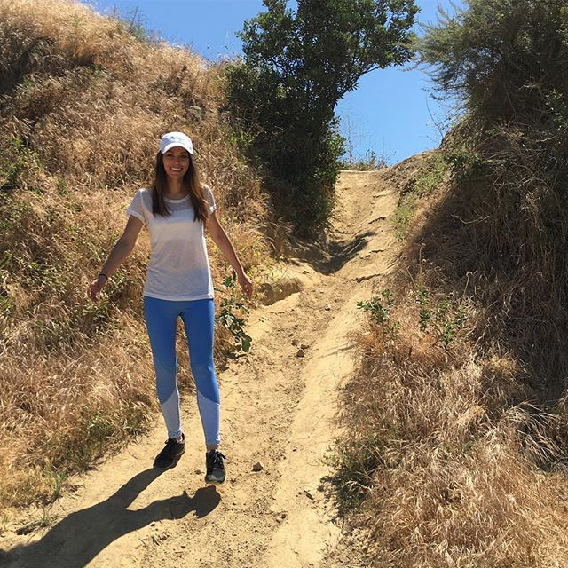 It's always fun finding new trails on my favorite hike! #losangeles #lifestyle #hiking