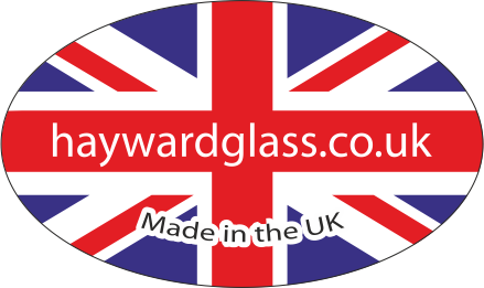 Hayward Glass Labels