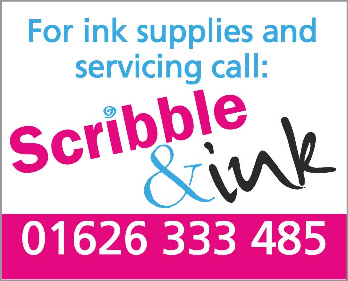 Scribble & Ink Labels