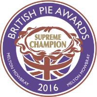 British Pie Awards Sponsor 2016