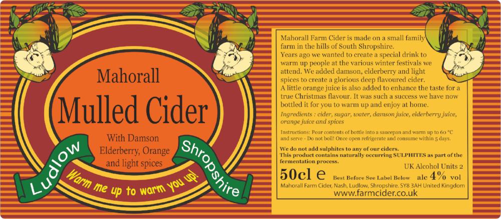 Mahorall Farm Cider