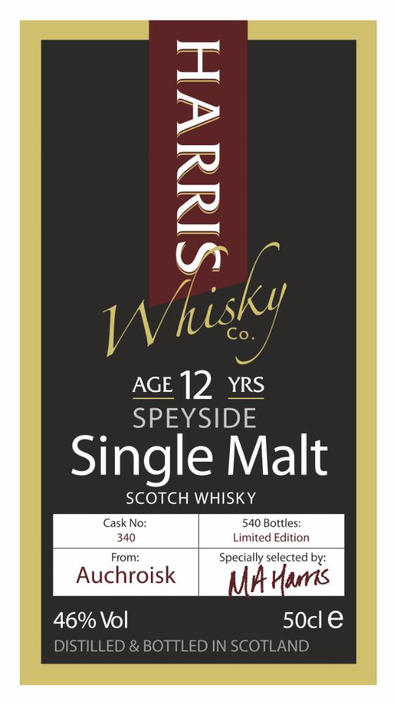 Harris Whisky Co.