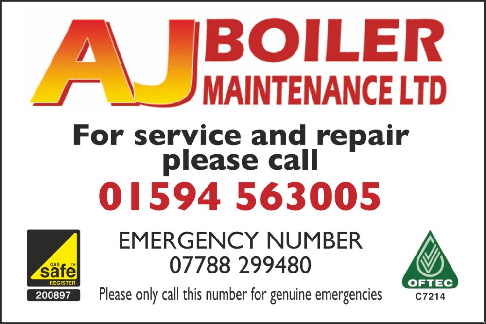 A J Boiler Maintenance Ltd