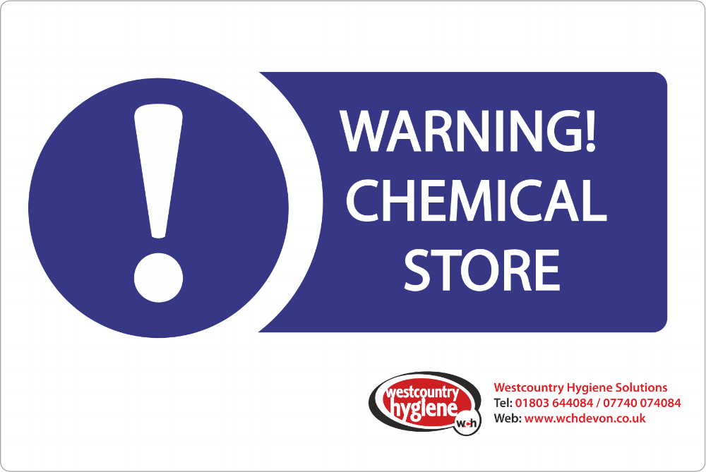 Warning Chemical Labels