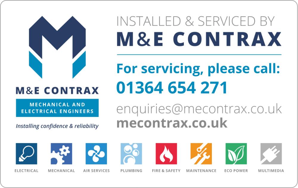 M & E Contrax Labels