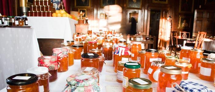 Marmalade Award Jar Labels