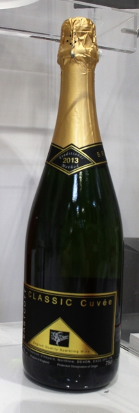 Private Label Champagne Bottle
