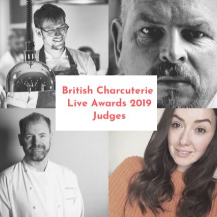 British Charcuterie Live Judges 2019