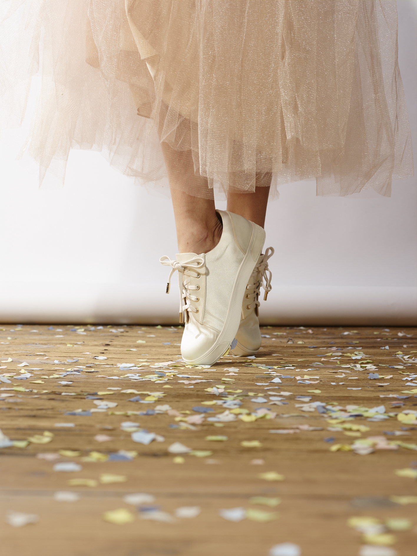 It's A Fact: Fashionable Wedding Shoes Really DO Exist!