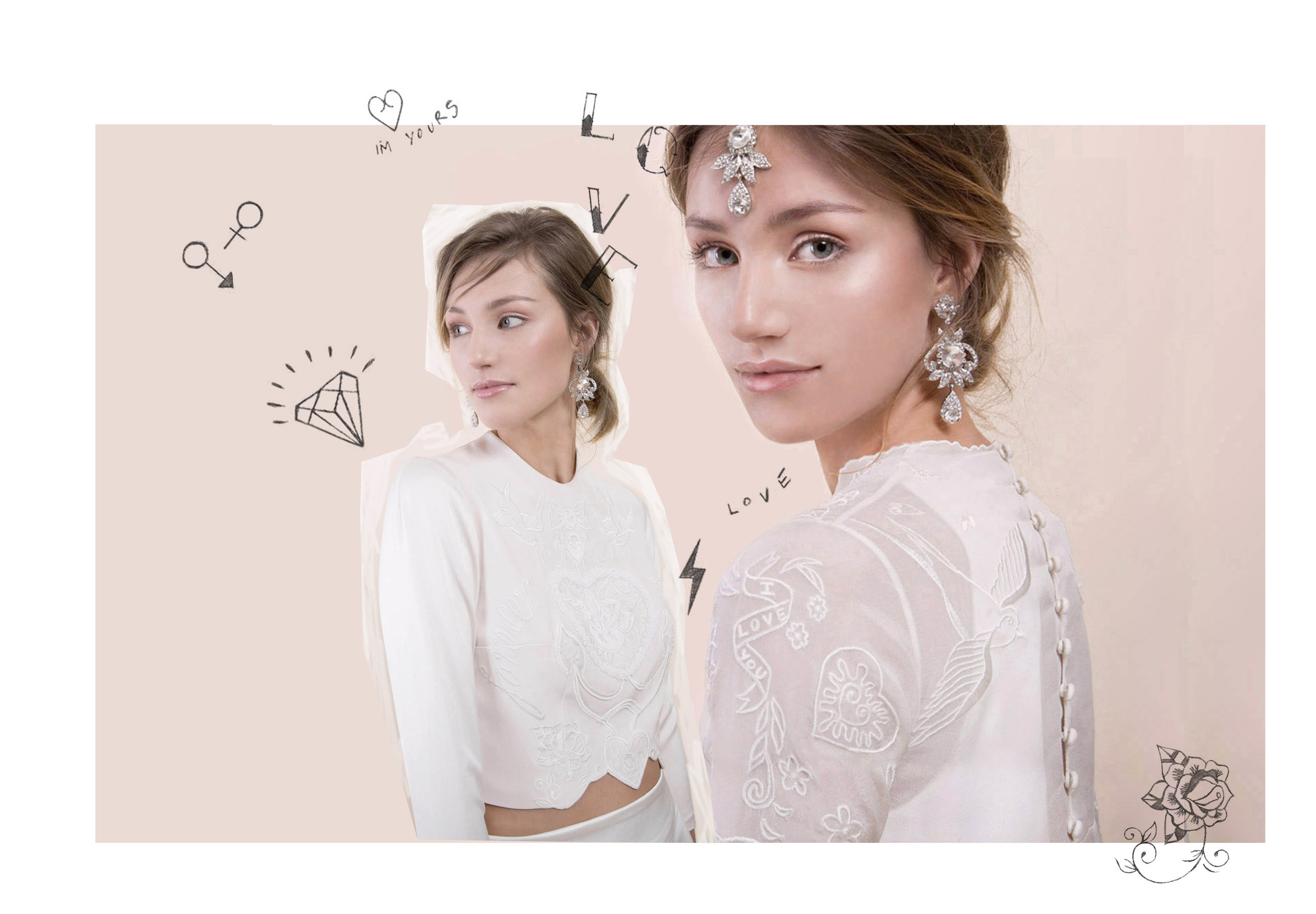 Love Stories: A Romantic Bridal Collection By Poppy Dover