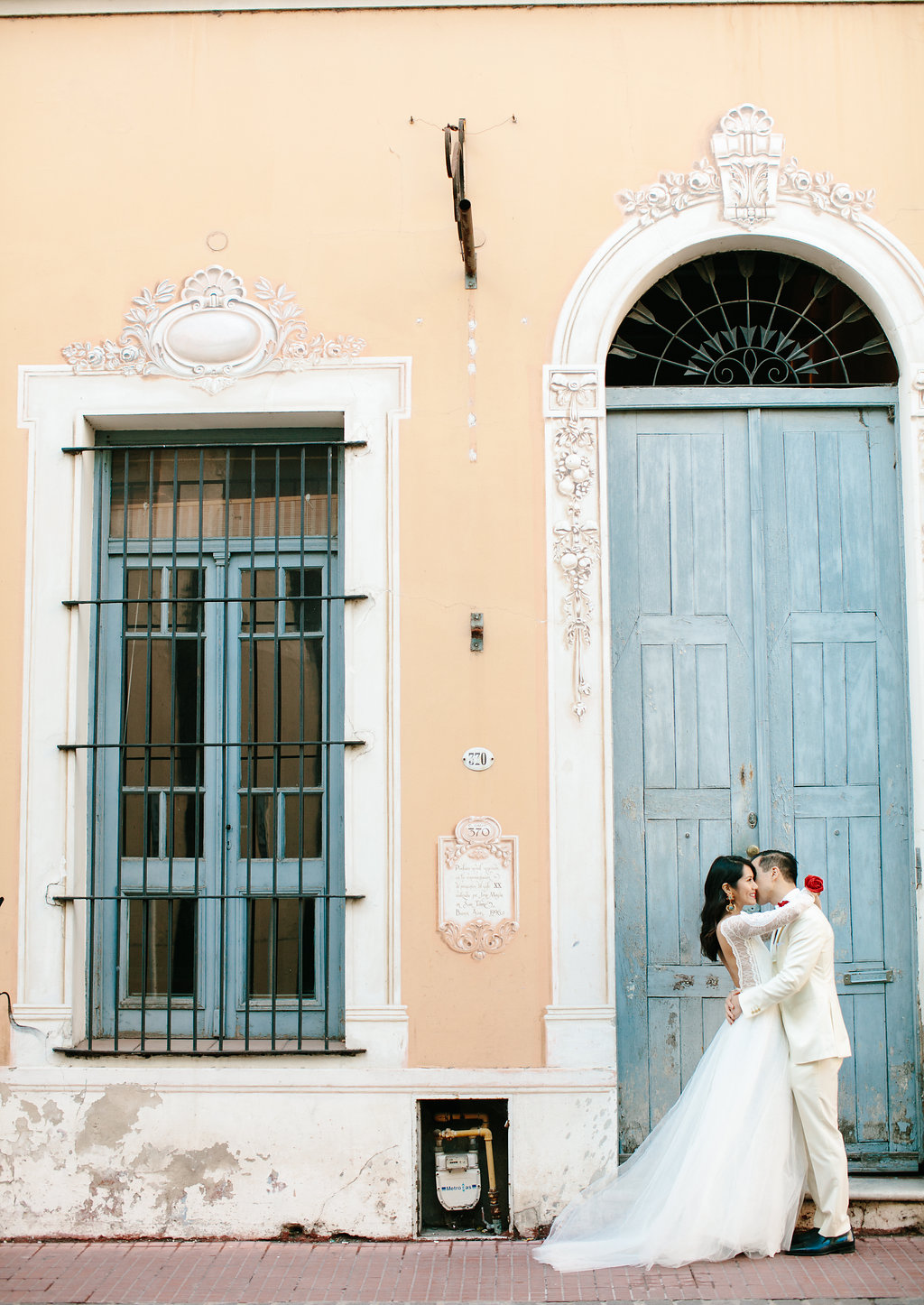 Buenos Aires Elopement