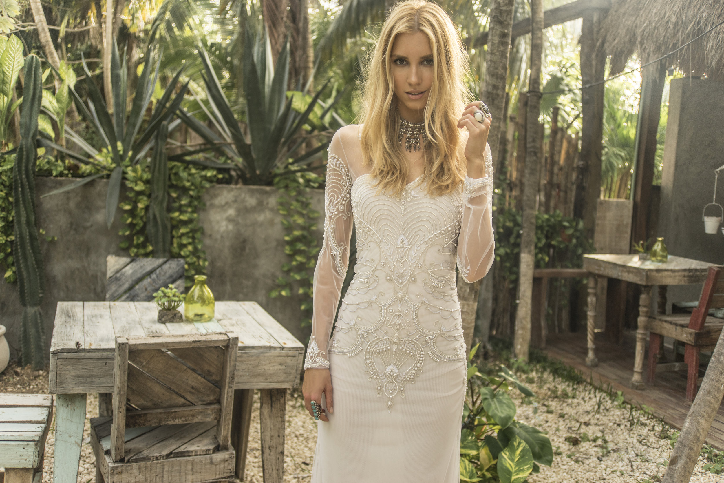 From Bohemian Beach Bridal To Honeymoon Chic And Beyond
