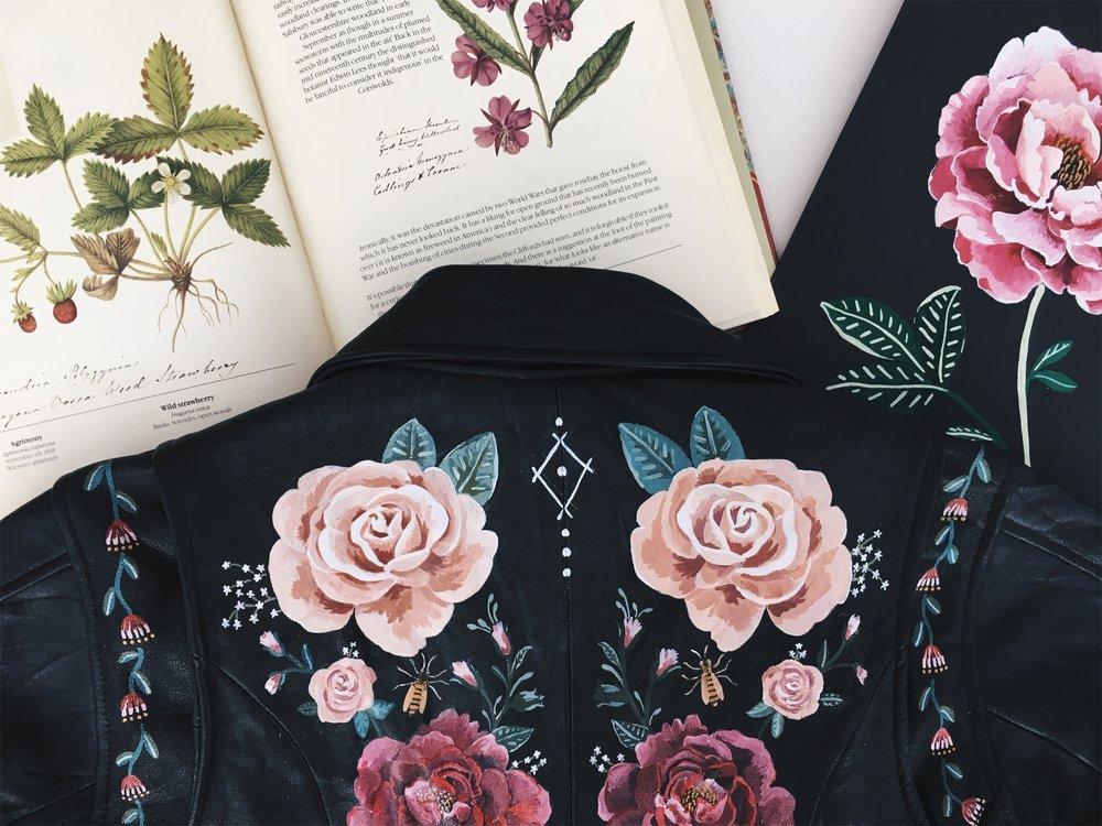 wolf & ROSIE - BOOK OF LOVE- customised items -