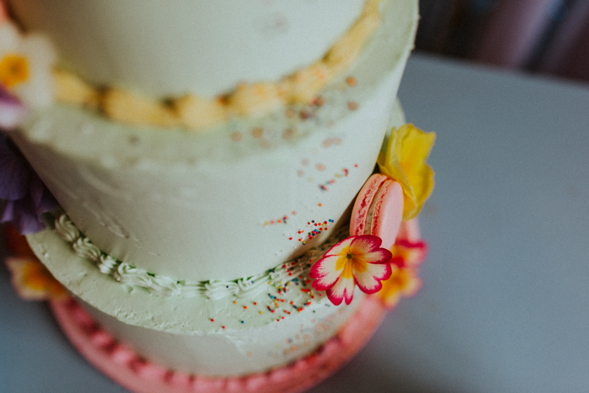 The Sweet Stuff - Cakes For Cool Brides