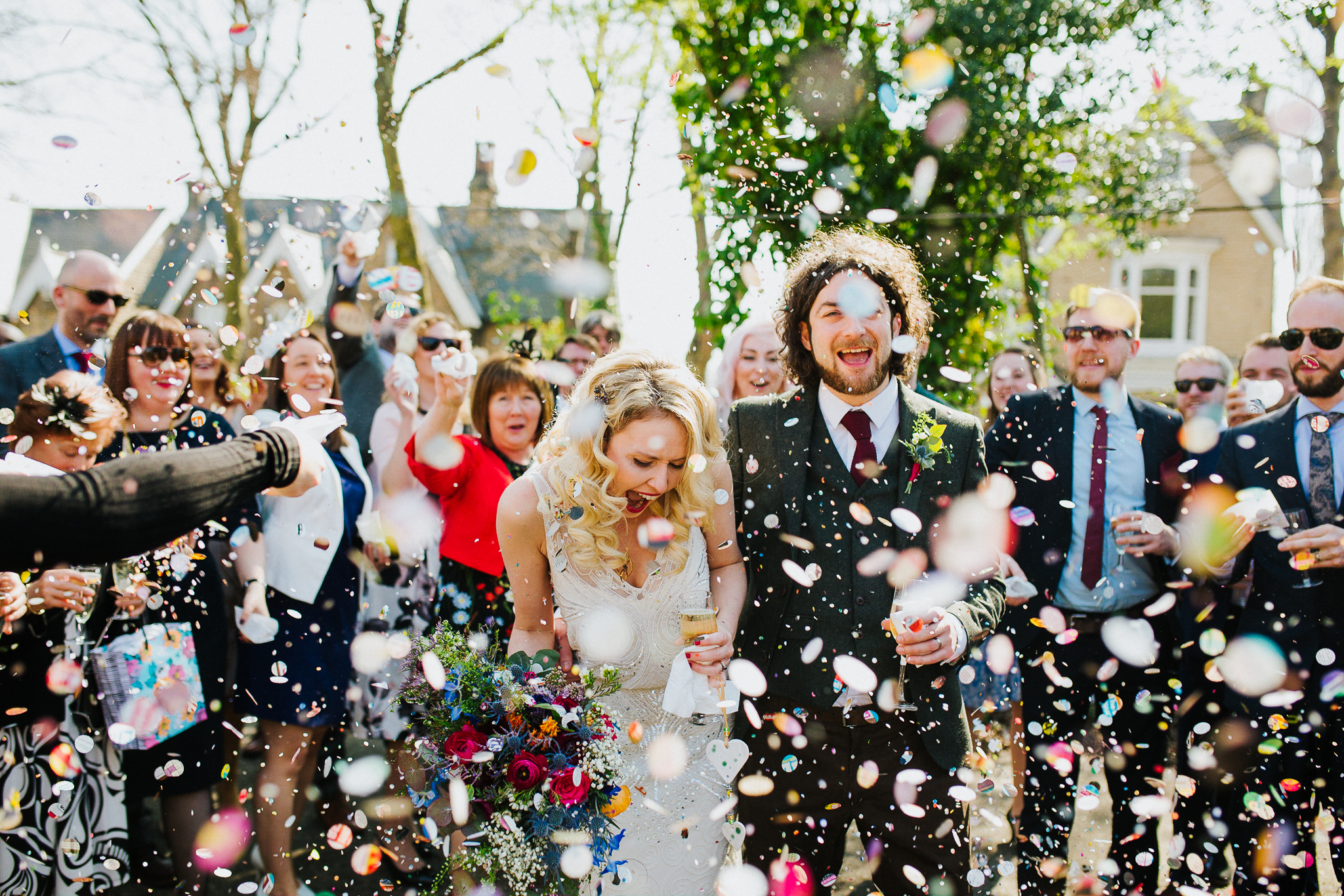 A Music Inspired Urban Wedding In The Heart Of Sheffield