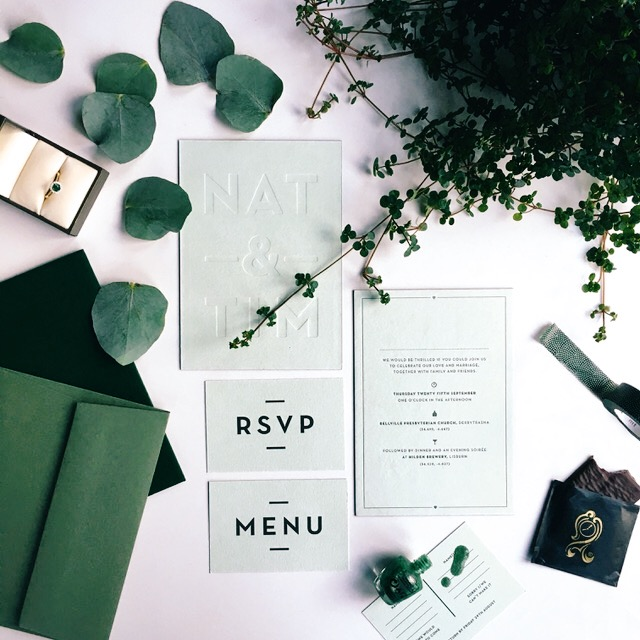Keady Row: Wedding Stationery To Fall In Love With