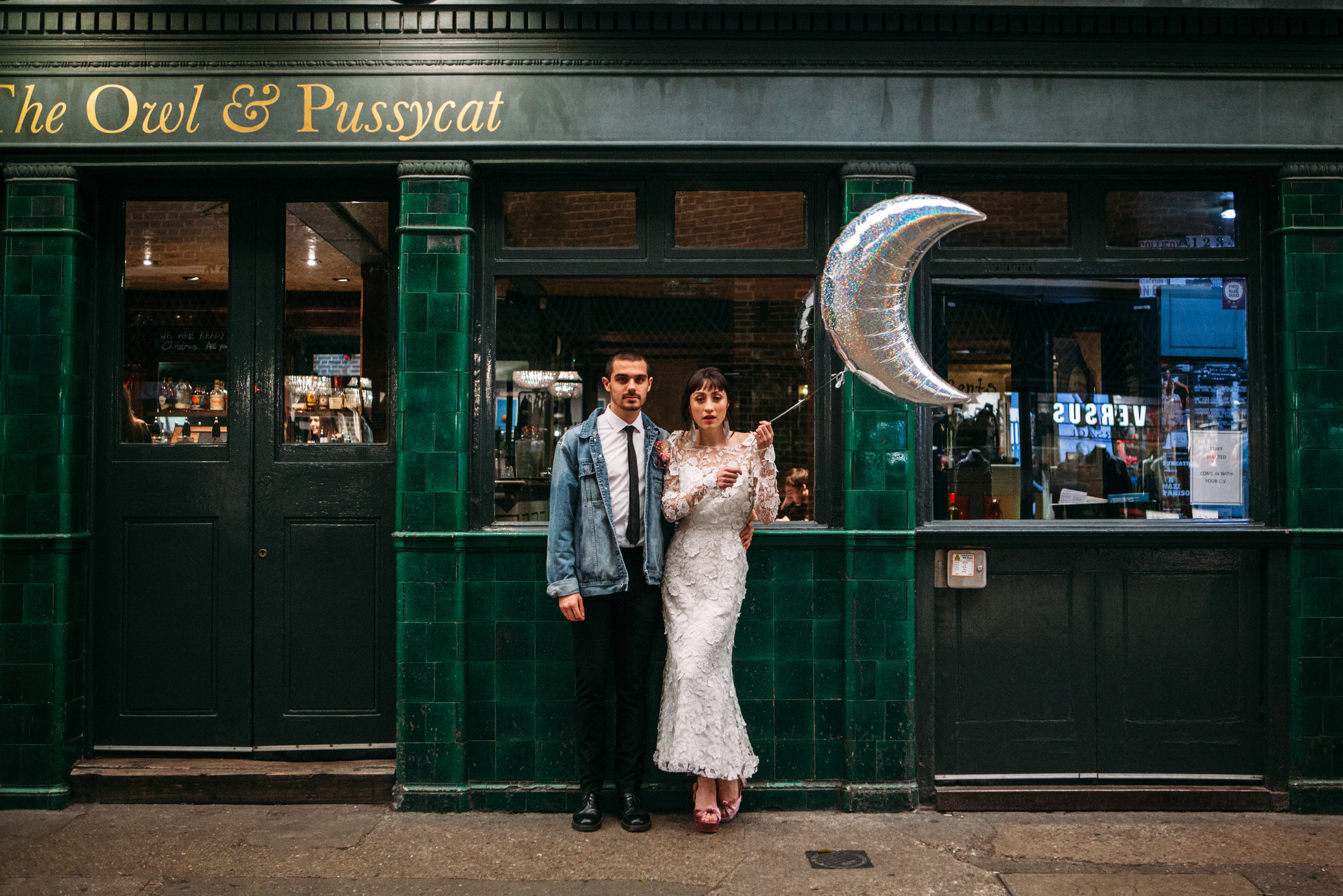 London In Love: A Super-Cool Shoot For The Millennials