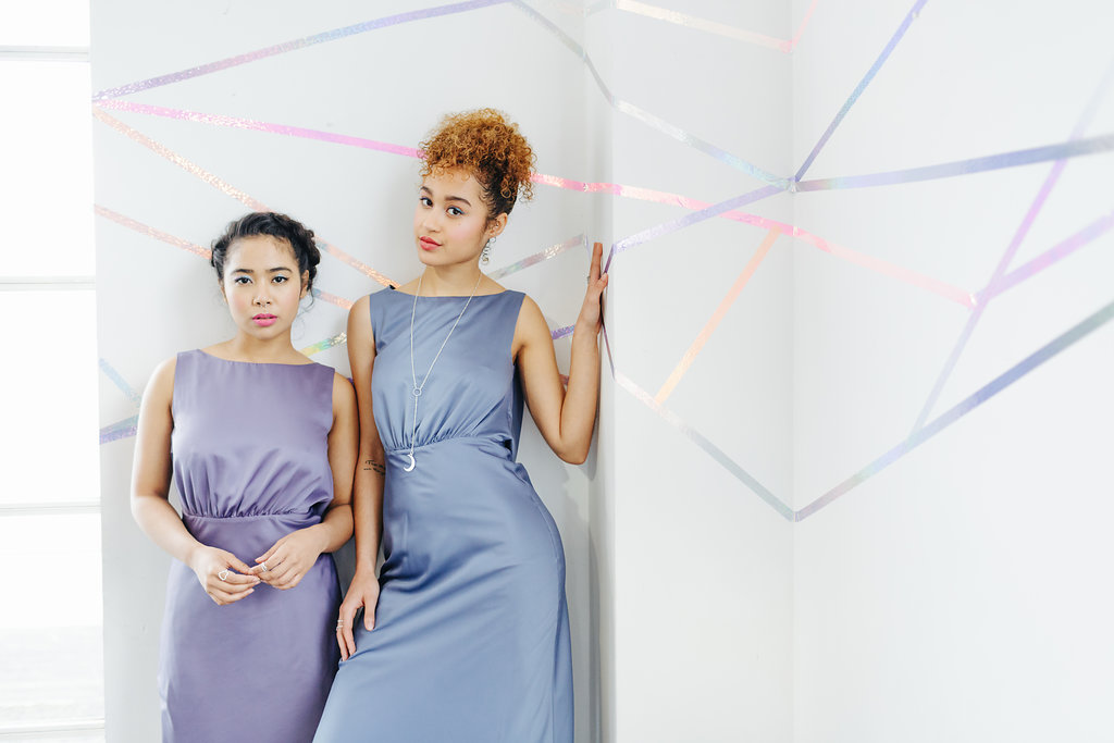Not Another Pantone Colour of The Year Ultra Violet Wedding Shoot