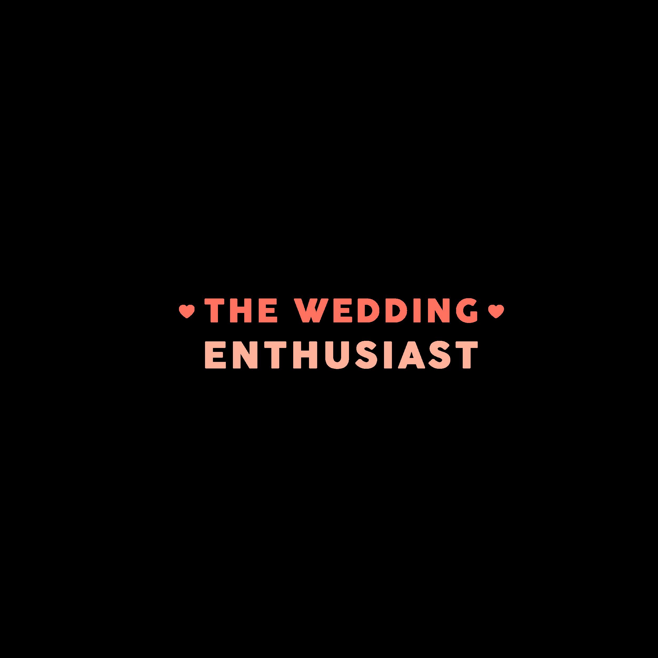 The Wedding Enthusiast