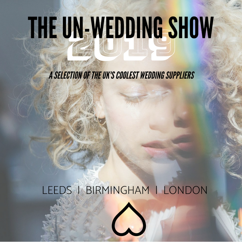 THE UN-WEDDING SHOW IS COMING