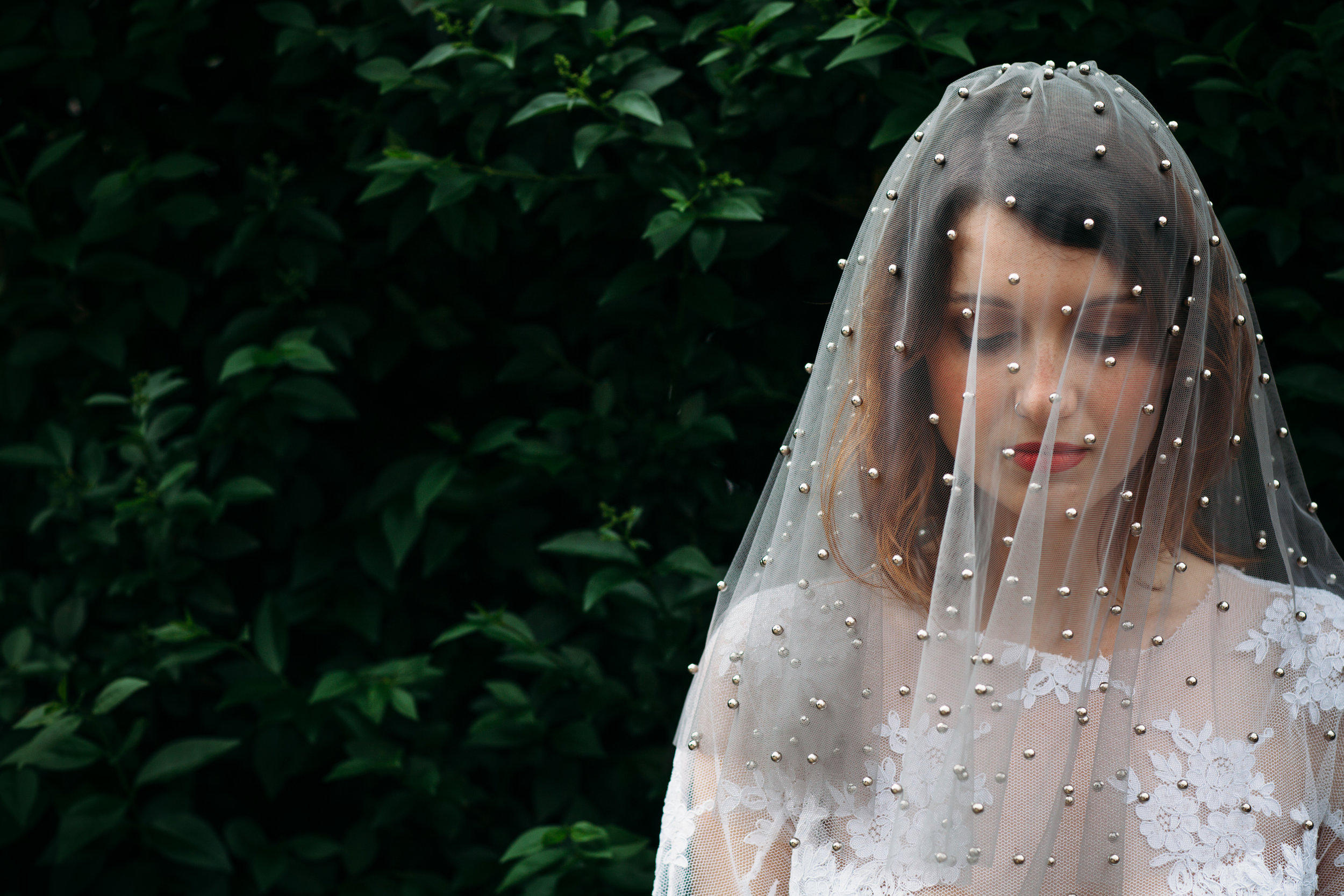A Bridal Cape Like You Have Never Seen Before