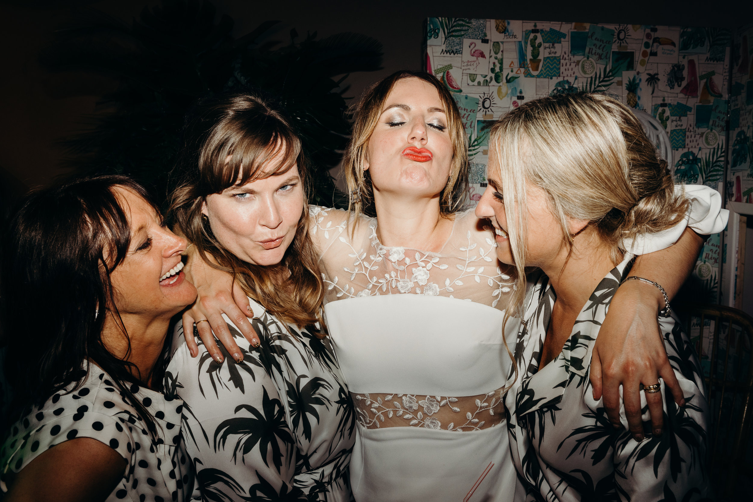 Stylish Bride in Rime Arodaky & The Strongest Bride Tribe Ever!