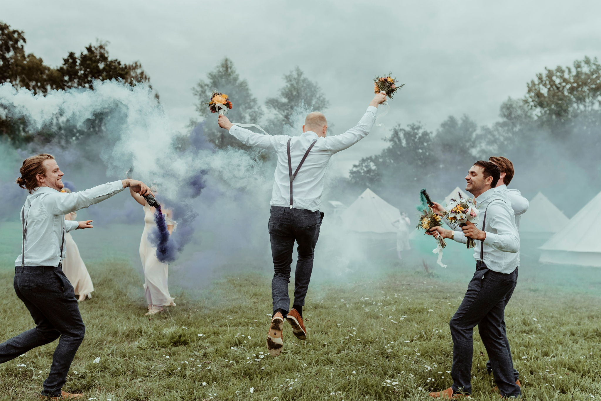 The Essex Wedding Photographer Who Loves To Break The Rules