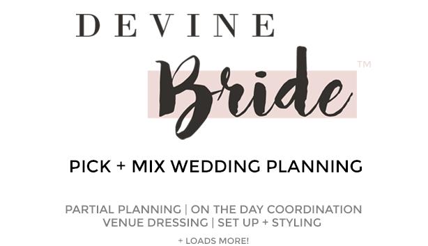 Devine Bride Wedding Planning