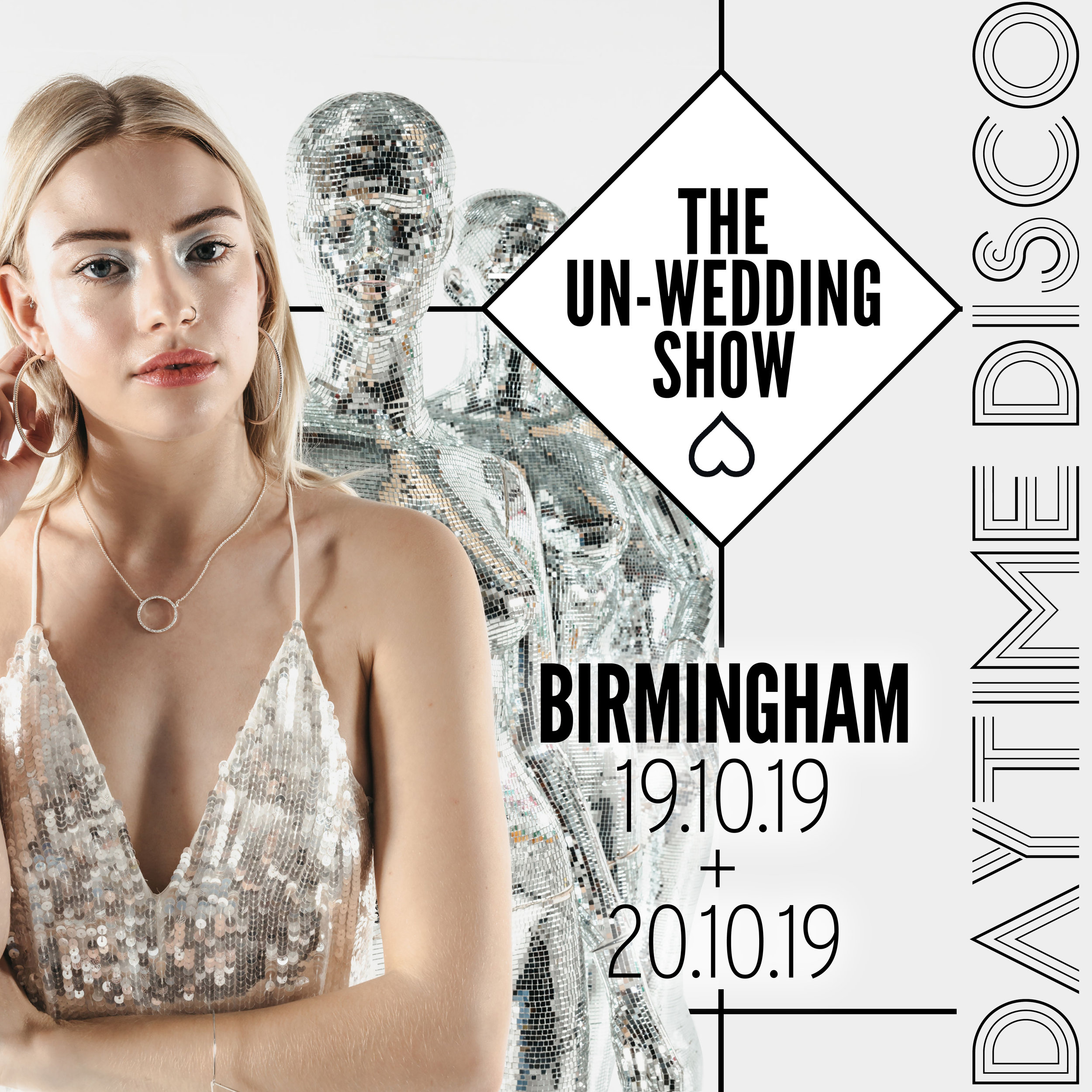 THE UN-WEDDING SHOW BIRMINGHAM
