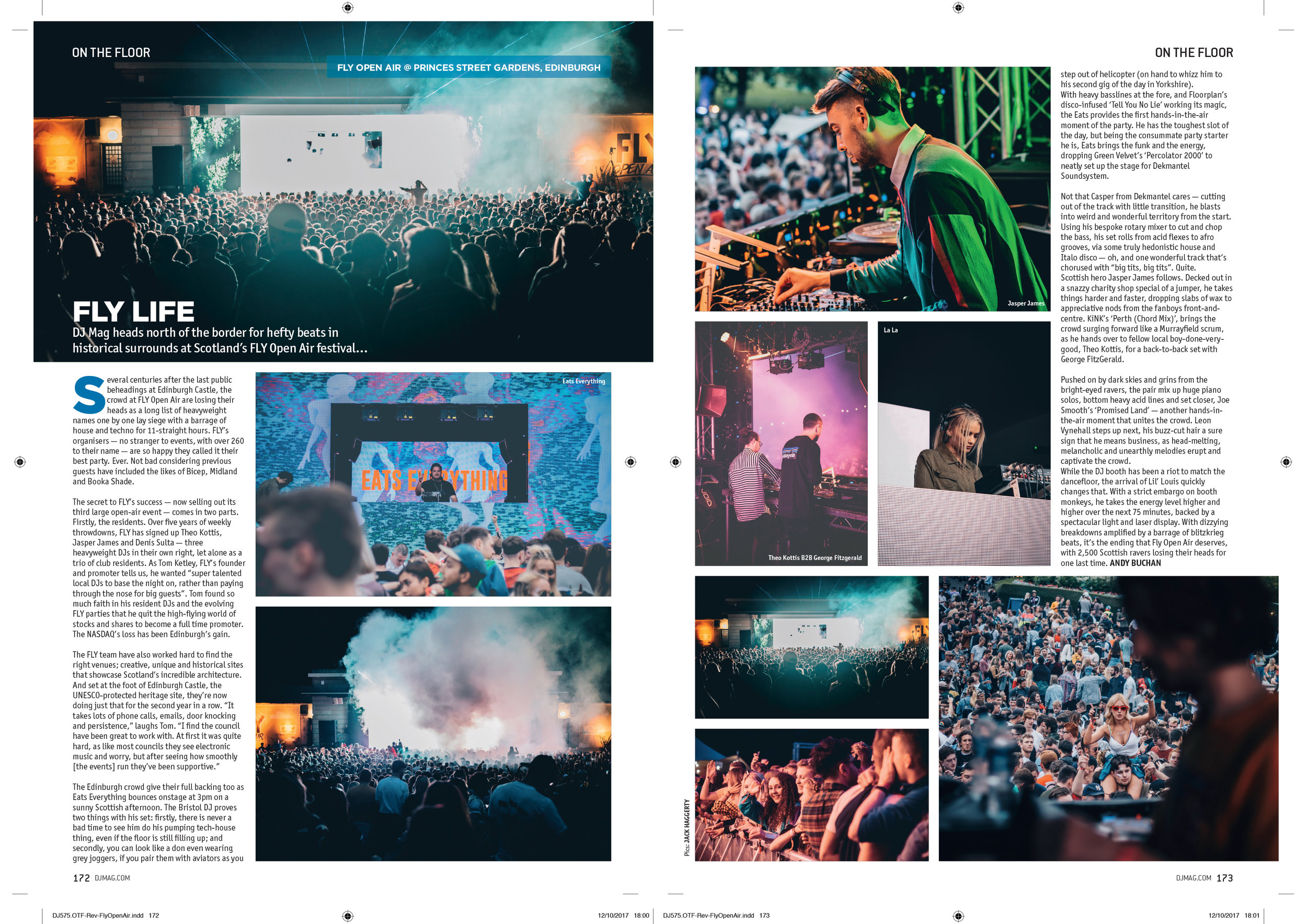 key brand positioning and alignment - fly open air festival reviewed in dj mag