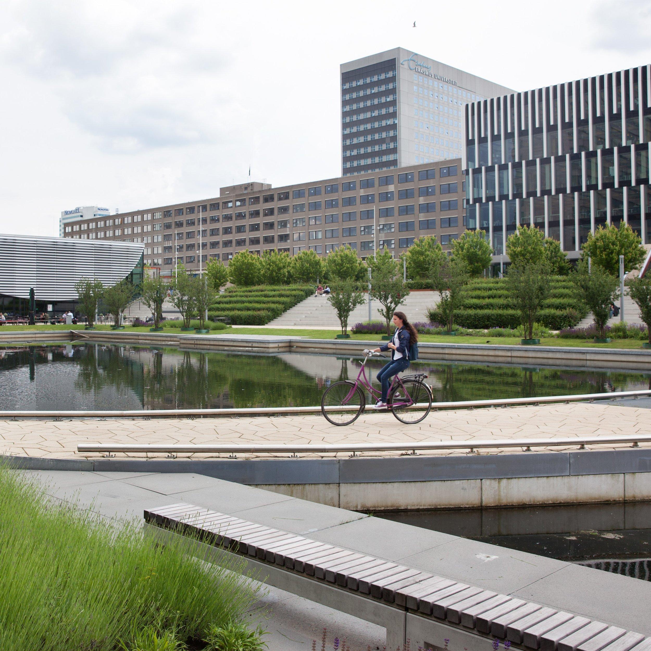 Erasmus Universiteit Rotterdam, The Netherlands